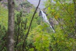 Hviezdoslavov vodopád je turisticky nepřístupný vodopád v Bielovodské dolině.