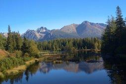 Turistický průvodce pohořím Vysoké Tatry
